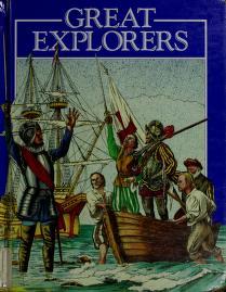 Cover of: Great explorers | Joyce C. Grosseck