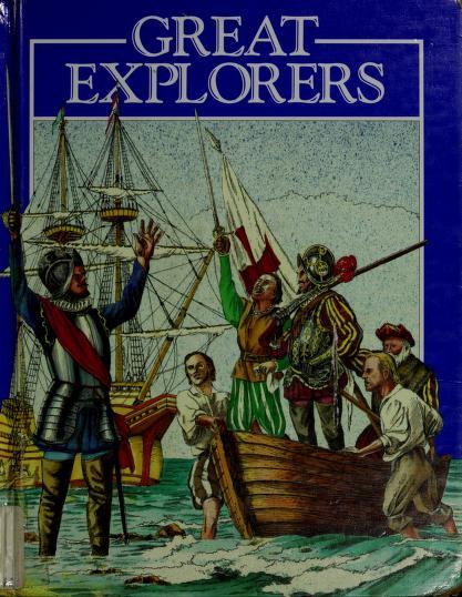 Great explorers by Joyce C. Grosseck