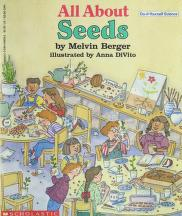 Cover of: All about seeds | Melvin Berger