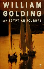Cover of: An Egyptian journal | William Golding
