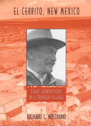 Cover of: El Cerrito, New Mexico by Richard L. Nostrand