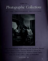 Cover of: GT PHOTOGRAPHIC COLLN V3 | OCONNOR DIANE VOGT