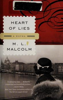 Cover of: Heart of lies | M. L. Malcolm