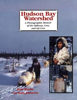 Hudson Bay Watershed by John Macfie