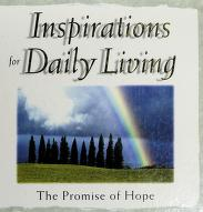 Cover of: Inspirations for daily living | Wallis C. Metts, Larry James Peacock, Randy Petersen