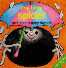 Cover of: Itsy Bitsy Spider and Other Nursery Rhymes |