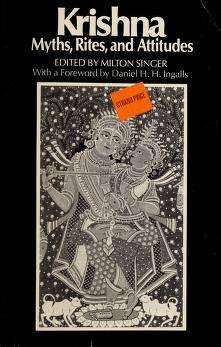 Cover of: Krishna |
