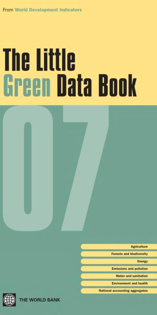 The Little Green Data Book 2007 by