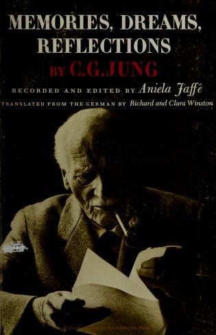 Cover of: Memories, dreams, reflections | Carl Gustav Jung