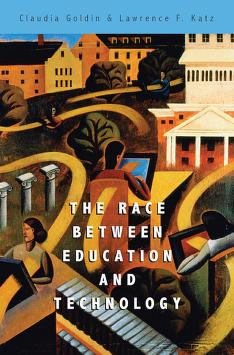 The race between education and technology by Claudia Dale Goldin