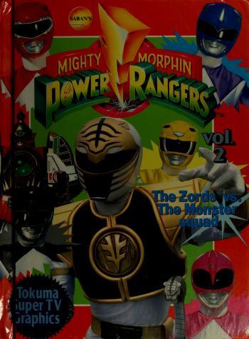 Cover of: Saban's Mighty Morphin Power Rangers | Saban