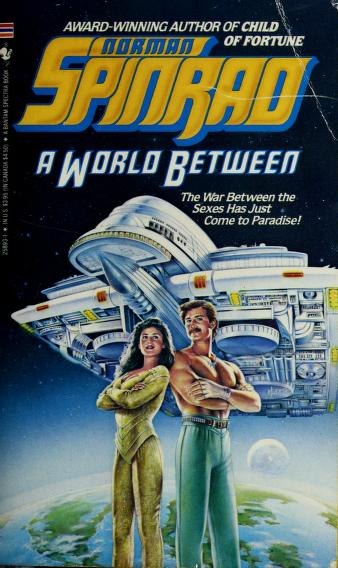Cover of: World Between, A | Thomas M. Disch