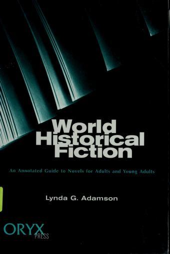 Cover of: World Historical Fiction | Lynda G. Adamson